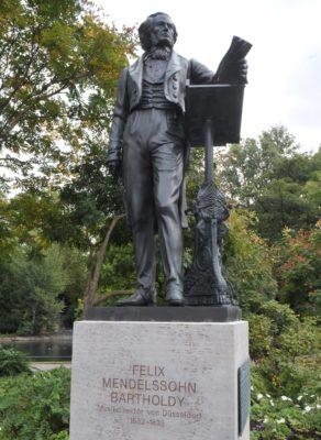 Mendelsohn-Denkmal